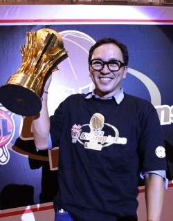 Andre Mamuaya – Co-Owner of Indonesia Warriors Passes