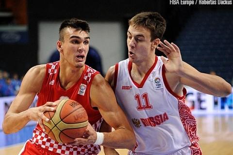 Croatia comes from 19 down to earn spot in U18 EC Final