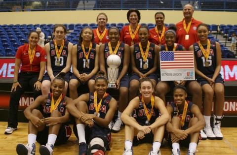US wins U18 FIBA Americans Championship over Brazil