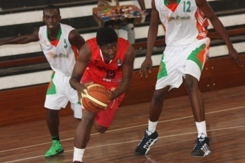 Quarterfinals are set in U18 African Championships for Men