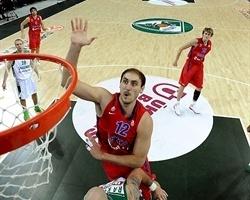 CSKA Moscow extends Krstic