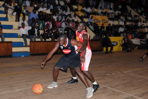 Naming rights stop FIBA Africa Zone V Club Championships