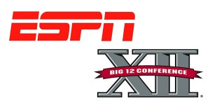 Big 12 teams up with ESPN and Fox Sports for broadcast rights
