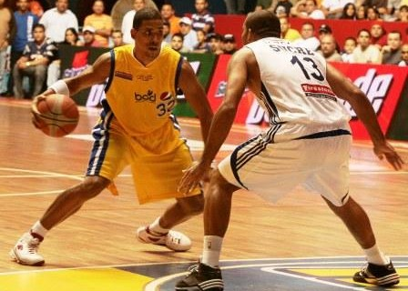 Basketball making a difference in Venezuela