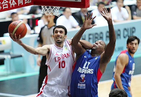 FIBA Asia Cup: Iran – Japan in Finals today