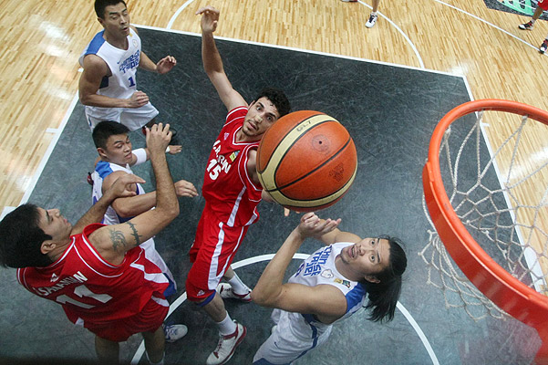 FIBA Asia Cup: Day 4