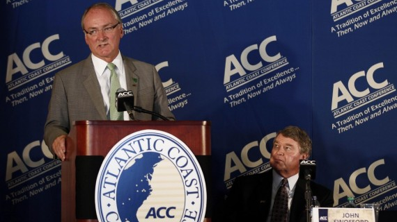 Notre Dame to bolt from the Big East in favor of the ACC