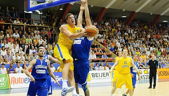 EuroBasket 2013: Four Tickets on the Table