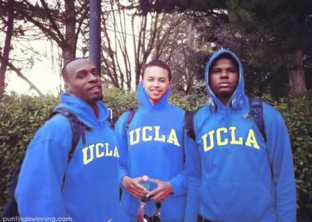 NCAA investigating UCLA's recruiting class