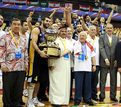 FIBA Asia Champions Cup Set to Tip Off