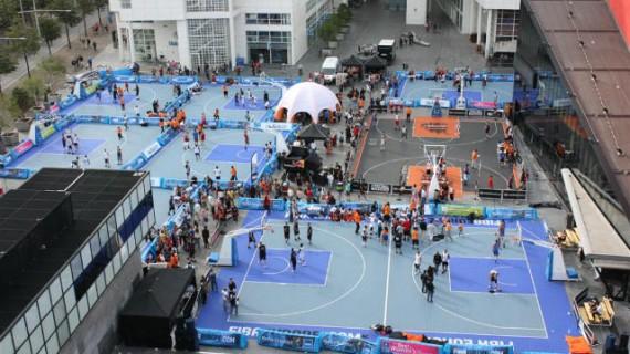 3×3 basketball is big in Venezuela