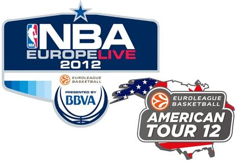 Pre-Season 2012: NBA vs Euroleague