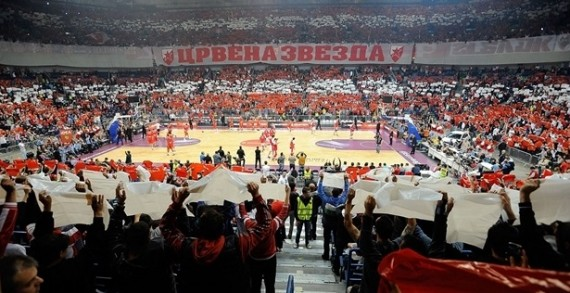 Crvena Zvezda has the best offensive rating in the world.