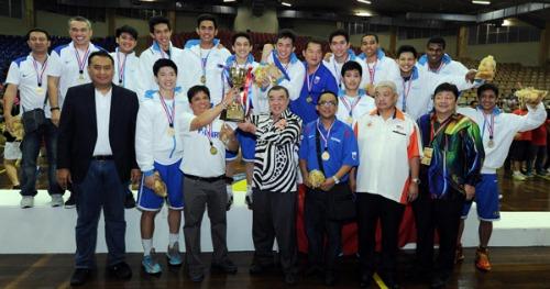 Philippines sweeps SEABA U18 tournament
