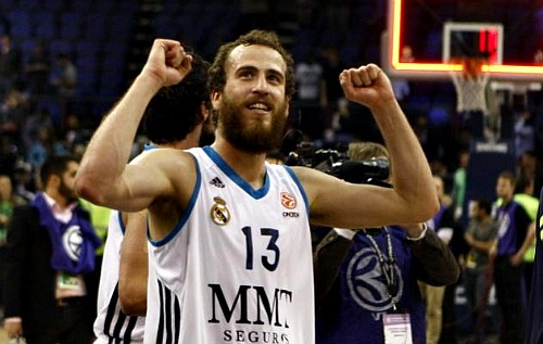 Sergio Rodriguez named Euroleague MVP