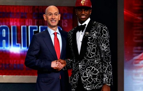 Andrew Wiggins is No.1 in 2014 NBA Draft