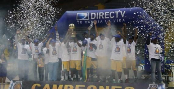 Cimarrones de Choco wins Colombian Liga