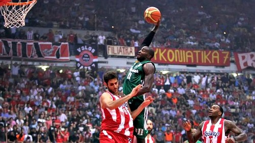 Stephane Lasme parts with Panathinaikos