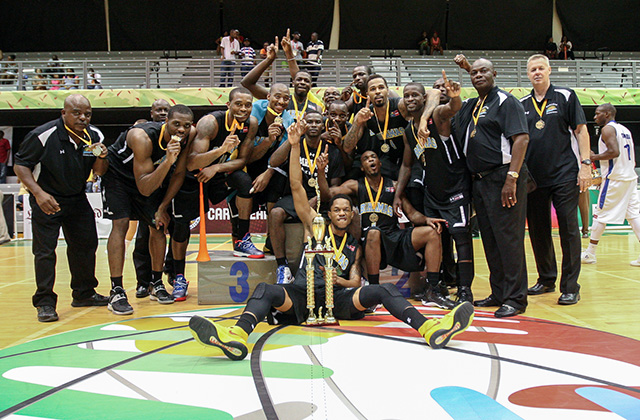 Bahamas wins 7th CBC Championship