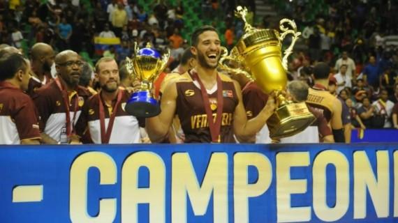 Venezuela takes SAB Championship Gold