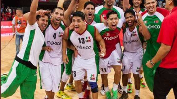 Mexico wins home Centrobasket 2014