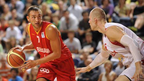 2015 EuroBasket qualifiers day 2
