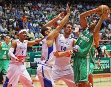 2014 Centrobasket semis decided