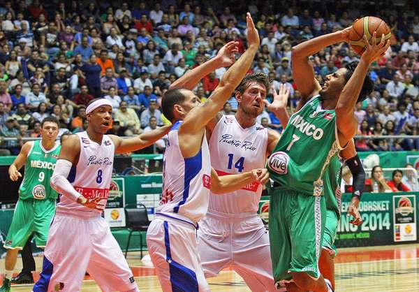 2014 Centrobasket semis decided