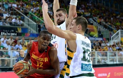 FIBA World Cup 2014 Day 2