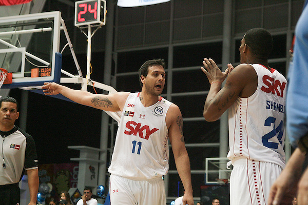 Guillermo Araujo to SKY/Basquete Cearense