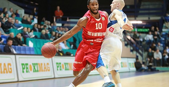 Eurochallenge, Mons-Hainaut out, Trabzonspor run snapped