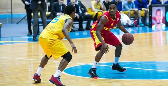 FIBA Eurochallenge, three through to Q/F