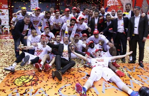 Crvena Zvezda Belgrade wins Adriatic League