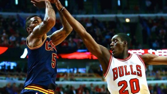 Cleveland Cavaliers down Bulls to reach Eastern Conference Final