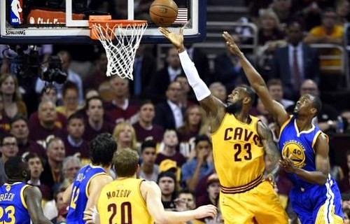 NBA Finals: Cavaliers take Game 3, up 2-1