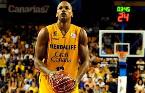Eulis Baez renews with Gran Canaria 2014