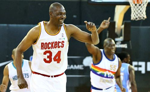 NBA Game in Africa Opens Doors