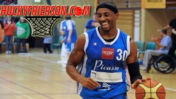 Chucky Frierson inks with Gusinje