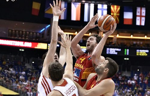EuroBasket 2015, Group Stage Day 2