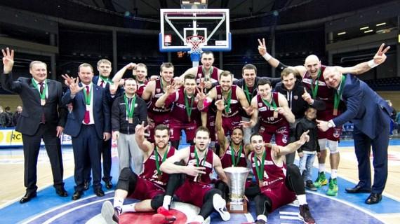Lietkabelis Wins Baltic League Bronze