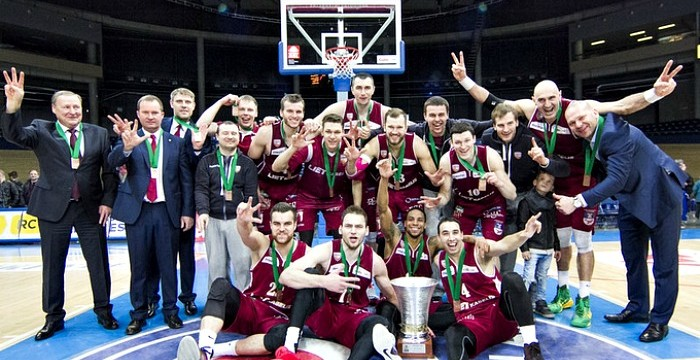 Lietkabelis Wins Baltic League Bronze