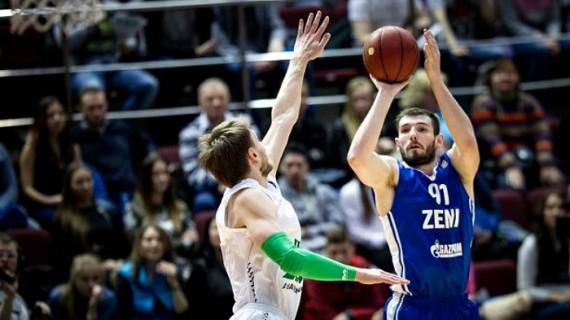 Zenit Downs Unics in VTB Top 4 Clash