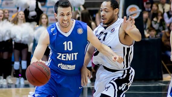VTB United: Khimki and Zenit reach semis