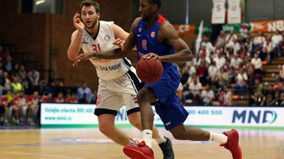 CSKA Moscow sweeps Nymburk in VTB quarterfinal