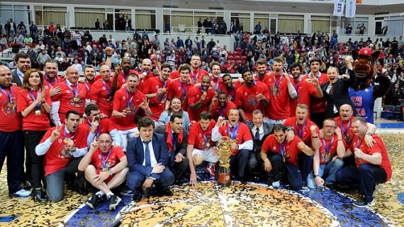 CSKA Moscow retains VTB League title