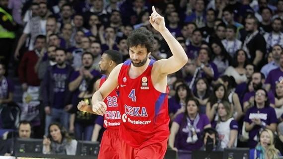 CSKA Moscow takes title advantage in VTB League