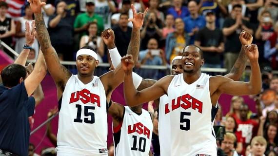 Rio 2016 Olympics Men's Basketball Schedule