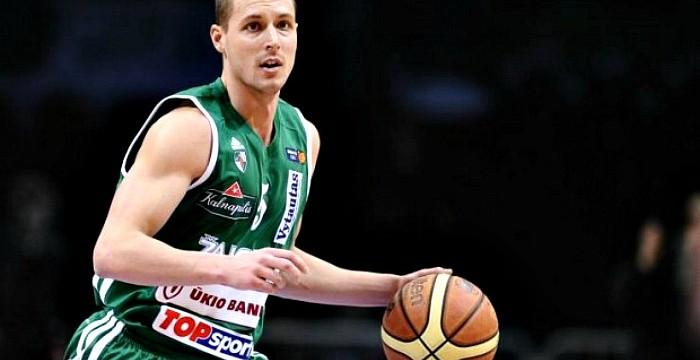 Donnie McGrath joins Lietuvos Rytas