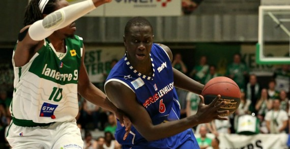 Maleye N'Doye retained by Paris-Levallois