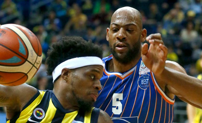 Leon Williams departs Best Balikesir